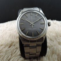 Rolex OYSTER PERPETUAL 1002 Original Grey Dial and Nice Patina
