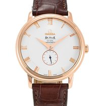 Omega De Ville Co-Axial Small Seconds Men's Watch