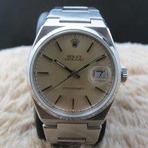 Rolex OYSTERQUARTZ DATEJUST 17000 Original Silver Mark 1 Dial