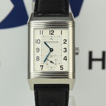 Jaeger-LeCoultre Reverso Grande Taille neues Straussenband...