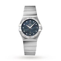 Omega Constellation Ladies Watch 123.10.27.60.53.001