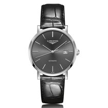 Longines Elegant Automatic Stainless Steel Mens Watch L49104722