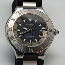 Cartier Autoscaph Automatic Ref. 2427 - Unisex - '90s