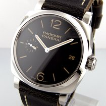 Panerai Unworn  Pam 514 Steel 47 Mm 1940 3 Days Historic...