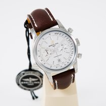 Breitling Transocean Chrono 38 unworn box and papers