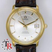 Omega De Ville Prestige Chronometer 18k Gold
