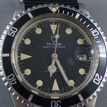 Tudor Submariner Prince Oysterdate Lollipop hands