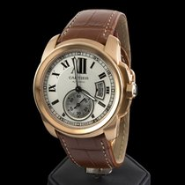 Cartier calibre de cartier rose gold