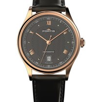 Fortis Terrestis 19fortis Pm Classical Auto Watch 18k R/gold...