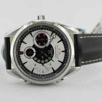 Omega Seamaster Nzl-32 Chronograph 32105200 On Strap With...