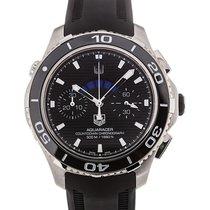 TAG Heuer Aquaracer 43 Countdown Chronograph Calibre 72