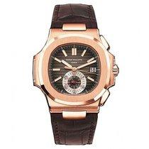 Patek Philippe 5980R Nautilus Chronograph Rose Gold