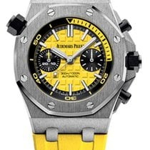 Audemars Piguet Royal Oak Offshore Diver Chronograph Stainless...