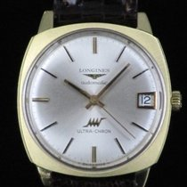 Longines Vintage Ultra-Chron Gold 18 Kt Automatic