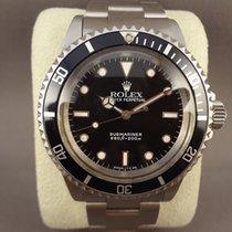 Rolex Submariner (No Date) 5513 ( 1988 )