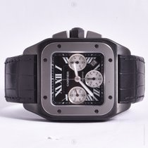 Cartier Santos 100 Chronograph XL PVD Titanium W2020005