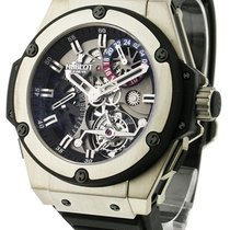 Hublot 706.ZX.1170.RX King Power Tourbillion in Zicronium -...