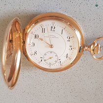 Glashütte Original 5. J. Assmann  I. Sachsen – gold savonette...