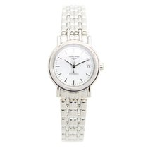 Longines Presence Stainless Steel White Automatic L4.321.4.12.6