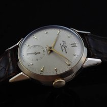 Benson London Vintage 9k Gold 60's Men's Watch
