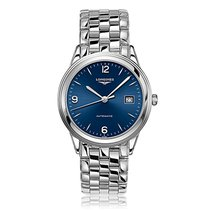 Longines Flagship Automatic Stainless Steel Blue Dial Mens...