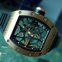 Richard Mille America's Limited 50 pcs. RM035 Gold Toro