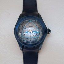 Corum Bubble SPHERE2 Steel PVD Men's Watch