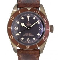 Tudor Heritage Black Bay 79250bm, Bronze 43mm