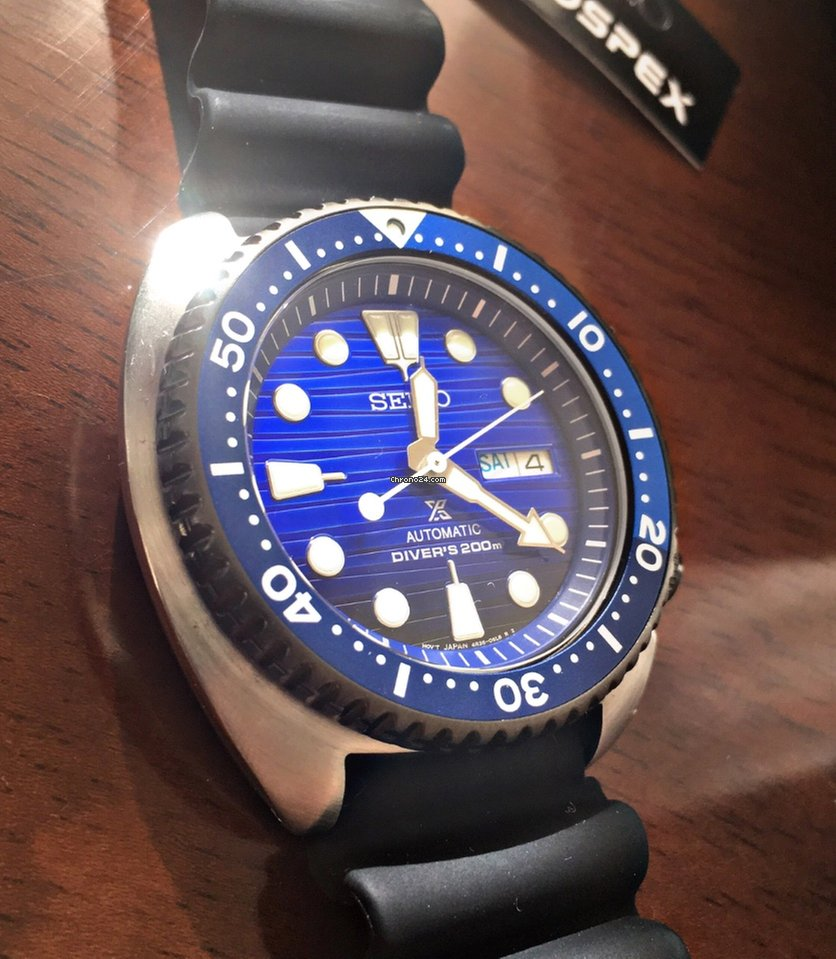 Seiko Prospex Turtle Special Edition Save The Ocean New For Nz Srpb01 620 Sale From A Private Seller On Chrono24
