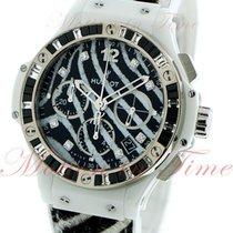 Hublot Big Bang 41mm White Zebra, Limited Edition to 250...