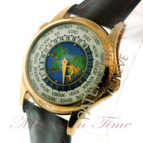 "Patek Philippe World Time ""Map"" ""Discontinued..."