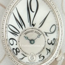 Breguet 8918BB Reine de Naples, White Gold & Diamonds