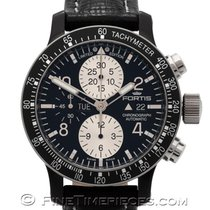 Fortis B-42 Stratoliner Chronograph PVD Limited 665.12.71 L01