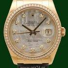 Ρολεξ (Rolex) Datejust 116188 Mother Of Pearl 36mm Gold...
