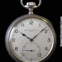 바쉐론 콘스탄틴 (Vacheron Constantin) Military Pocket Watch 60mm 925...