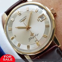 Longines Amazing Longines Flagship rose gold plated 35mm