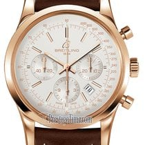 Breitling Transocean Chronograph 43mm rb015212/g738-2ld
