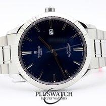 Tudor Style 41mm Blue Dial  12710  T