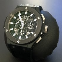 Hublot Big Bang Aero Bang - Ceramic - Crocodile