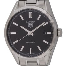 TAG Heuer : Carrera :  WV211B :  Stainless Steel