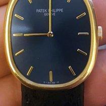 Patek Philippe Golden Ellipse 18k Gold 3848