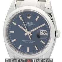 Rolex Oyster Perpetual Date 34mm Stainless Steel