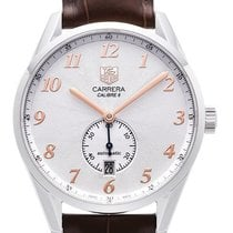 TAG Heuer Carrera Calibre 6 Heritage Automatik 39 mm WAS2112.F...