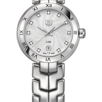 TAG Heuer Link Lady Quartz 29mm Steel Watch