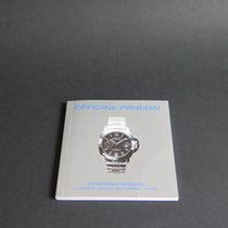 Panerai Luminor Marina Automatic 40mm Booklet