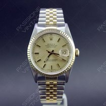 Rolex datejust 36 mm steel and gold full set