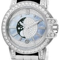 Harry Winston Ocean Lady Moon Phase 36mm oceqmp36ww012