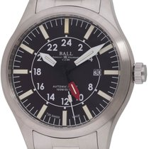 Ball : Engineer Master II Aviator GMT :  GM1086C-SJ-BR : ...
