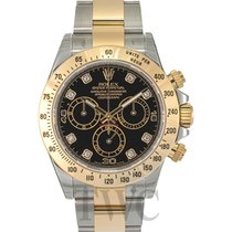 롤렉스 (Rolex) Daytona Black G/18k gold Ø40mm - 116523