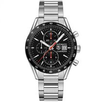 TAG Heuer Carrera Cv201am.ba0723 Watch